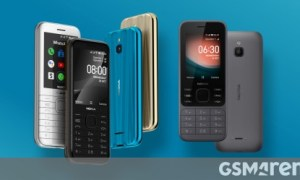 The Nokia 8000 4G and 6300 4G are now available for pre-order in Russia