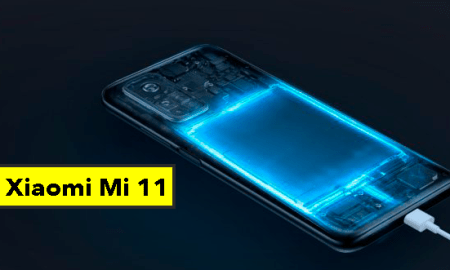 Xiaomi Mi 11 and Mi 11 Pro: the first real image reveals their designs