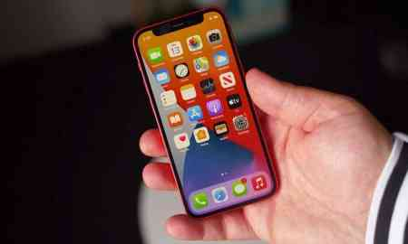 iOS 14.2.1: Apple fixes the annoying iPhone 12 mini touchscreen issue