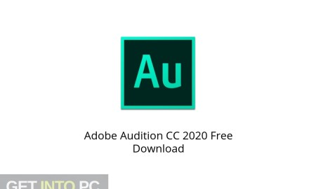 Adobe Audition CC 2020 Latest Version Download-GetintoPC.com