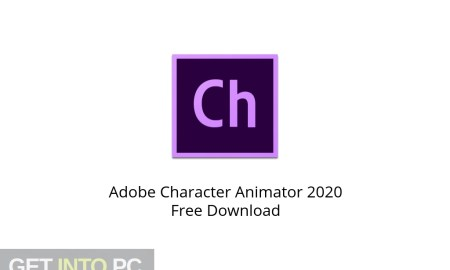 Adobe Character Animator 2020 Latest Version Download-GetintoPC.com