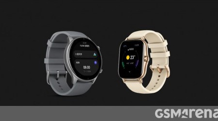 Amazfit releases GTS 2e and GTR 2e with long battery life on the cheap