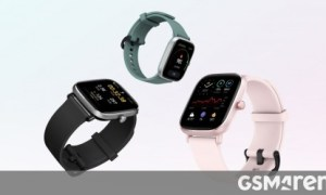 Amazfit unveils two new smartwatches - Pop Pro and GTS 2 mini