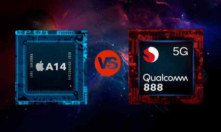 Apple A14 Bionic vs Qualcomm Snapdragon 888: comparativa de rendimiento