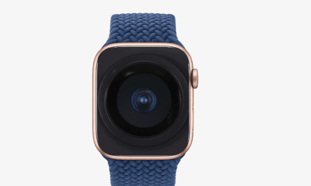 Apple Watch May Use Touch ID and Under-Screen Camera