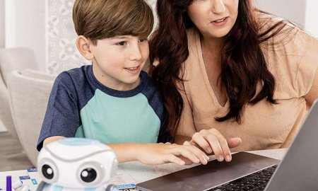 Artie 3000 The Coding Robot is on sale for $41 and can help your kids learn to code
