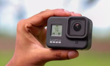 Grab a GoPro Hero8 bundle that includes the action camera and some essentials for just $270