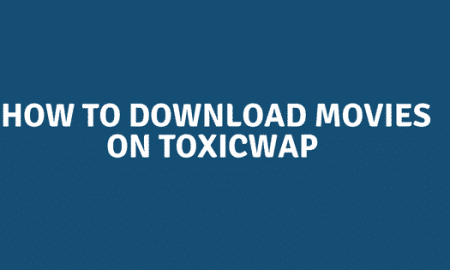 How To Download Movies and Music From Toxicwap