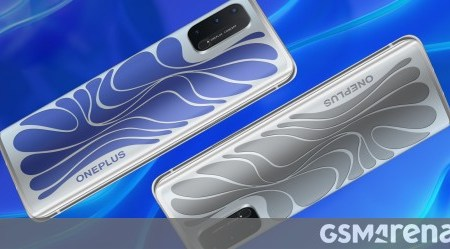 OnePlus 8T Concept device features color changing film and mmWave radar