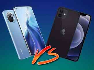 Xiaomi Mi 11 and iPhone 12 manufacturing costs are identical
