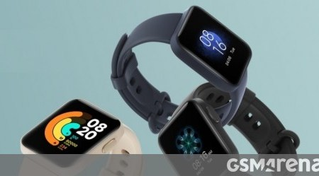 "Xiaomi Mi Watch Lite goes official with 1.4"" display, GPS, and 9-day battery life"