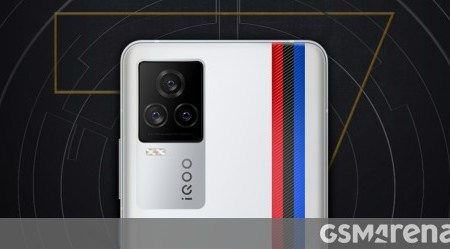 iQOO 7 will boasts 120Hz display, 120W fast charging and 48MP main camera
