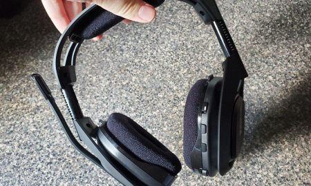 Astro A50 headset review: Quality at a great cost for PS5 users
