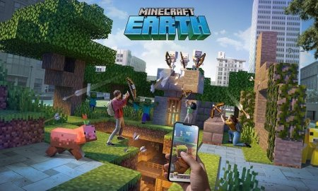 Minecraft Earth is officially closing down in June 2021, releases final update
