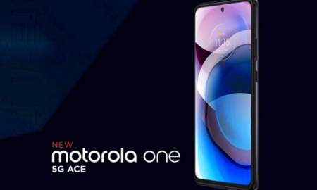 Motorola One 5G Ace goes official in North America with $399 price tag