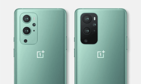 OnePlus 9 Pro real image leaks for the first time