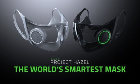 Razer unveils Project Hazel at CES 2021, a smart mask concept for the new normal