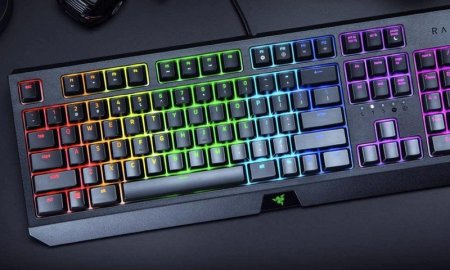 Razer's BlackWidow mechanical keyboard has dropped to a new low of $70