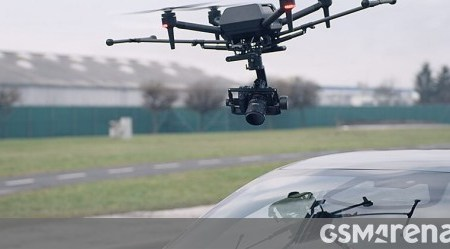 Sony unveils its Airpeak drone, it can carry a full frame Alpha camera