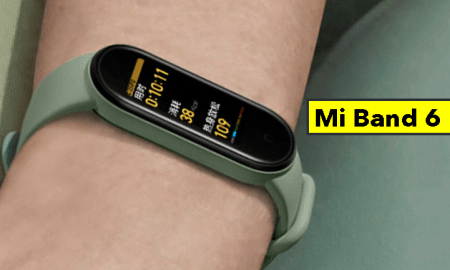 The first details of the Xiaomi Mi Band 6: its 3 key improvements