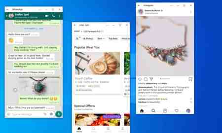 You can now run multiple Android apps simultaneously on Windows 10