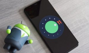 A Google app update hints at an imminent Android 12 beta release