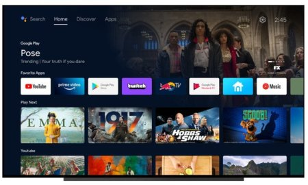 Android TV gets a makeover while we wait for the Google TV update