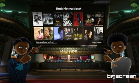 Bigscreen honors Black History Month with these free Black Cinema films on the Oculus Quest 2