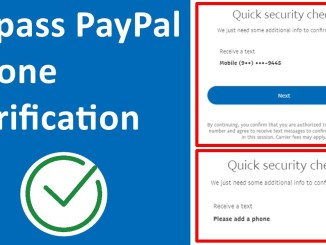 How to Bypass Paypal Phone Verification 2020