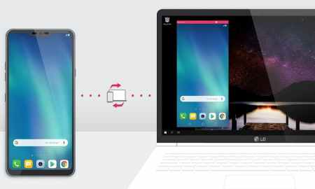 LG smartphones can now be connected to Windows 10 PCs