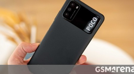 Poco M3 arrives in India, starting at INR10,999