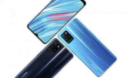 Realme V11 5G with Dimensity 700 SoC and a large battery is official -