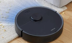 Take $110 off the Roborock S4 Max robot vacuum and clean up your mess