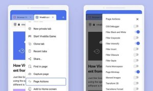 This popular Android browser now lets you change the look of any web page