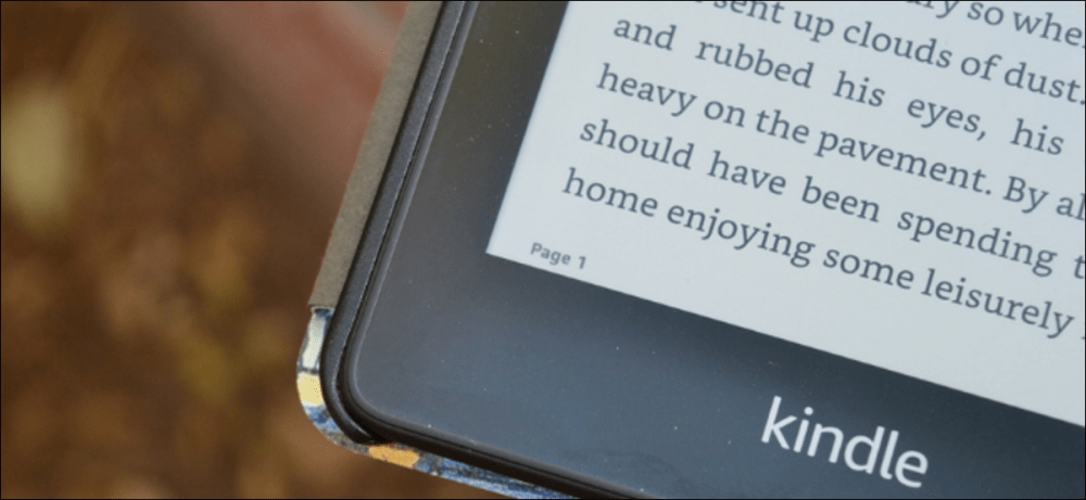 How to See a Book's Page Number on Amazon Kindle