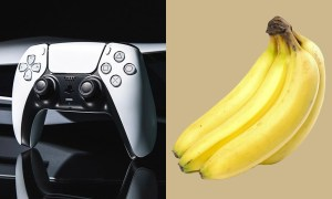 Sony Is Looking to Turn Bananas Into Gaming Controller