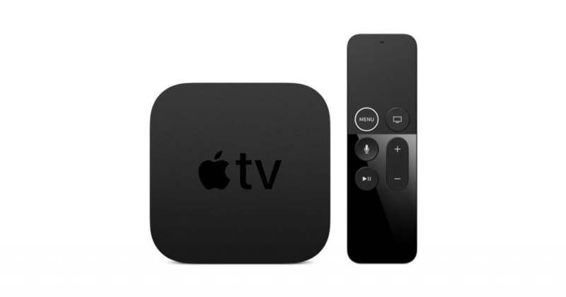 APPLE IS DEVELOPING AN APPLE TV WITH INTEGRATED SPEAKERS AND CAMERA