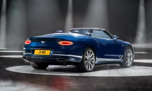 The 2022 Bentley Continental GT Speed is priced from $274,900 USD and can be ordered online at Bentley from April 13, 2021.