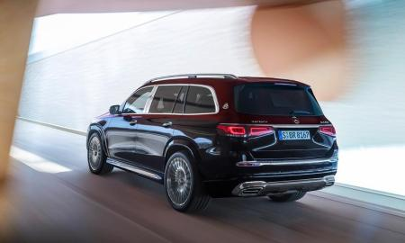 The Mercedes-Maybach GLS 600 4MATIC is delivering now from select dealerships, starting at an MSRP of $160,500 USD.