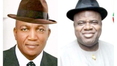Photo of PDP Jubilates as Supreme Court dismisses Lyon's Application for lacking in Merit