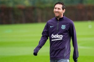 Lionel Messi informed Barcelona coaches he was not going to turn up to training on Wednesday, according to Barcelona's newly-appointed sporting director Ramon Planes.