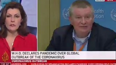 Photo of #BREAKING: WHO uses Nigeria as a case study on how to tackle the spread of coronavirus (Video)