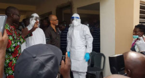 The Lagos State Government says all the one hundred and seventy-nine people on isolation who had contact with the coronavirus index
