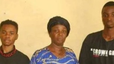 Photo of Mother & son Arrested while trying to sell 4-year-old boy for N300,000