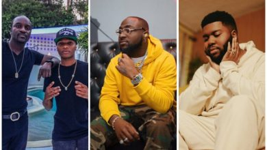 Photo of Khalid features Davido, Akon features Wizkid; In A New Song