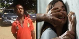 Photo of Man Arrested In Akwa Ibom For R*ping His 13 Year Old Daughter During Lockdown