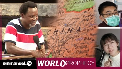 Photo of Chinese Citizens And Residents React To T.B Joshua's Prophecy, Confirms End Of Coronavirus