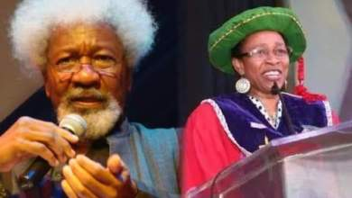 Photo of See Professor Wole Soyinka's Beautiful Daughter Who Is Also A Professor