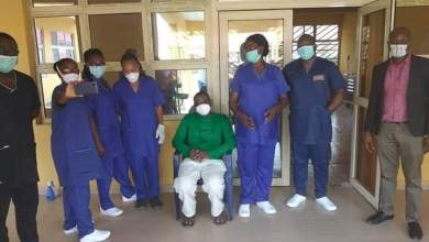 Photo of Benue Discharged The Second COVID-19 patient