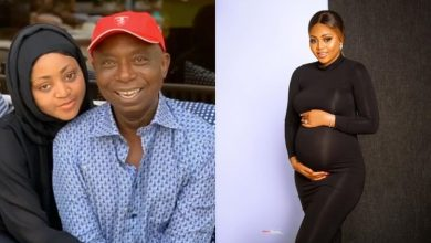 Photo of Lady Drag Ned Nwoko After He Shared Regina Daniels Baby Bump Photo On IG And Called Him A Cheater